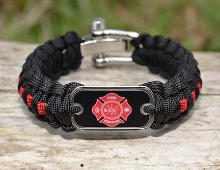 firefighter-bracelet